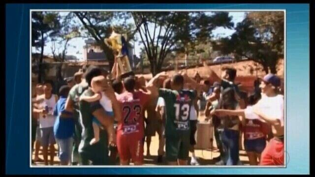 Gol de Janser após cobrança de falta dá título no Copão Interlagos