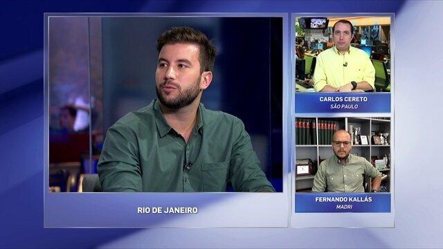Técnicos brasileiros perderam espaço na Europa? Redação discute