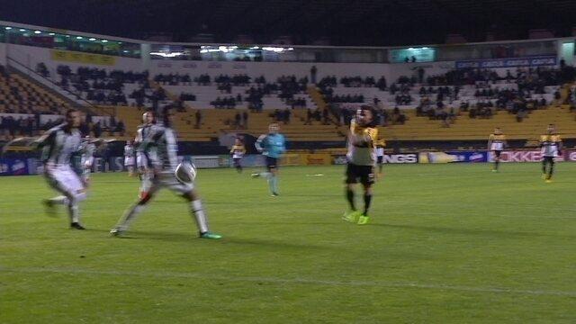 Melhores momentos: Criciúma 2 x 2 Coritiba pela 22ª rodada da Série B do Brasileiro