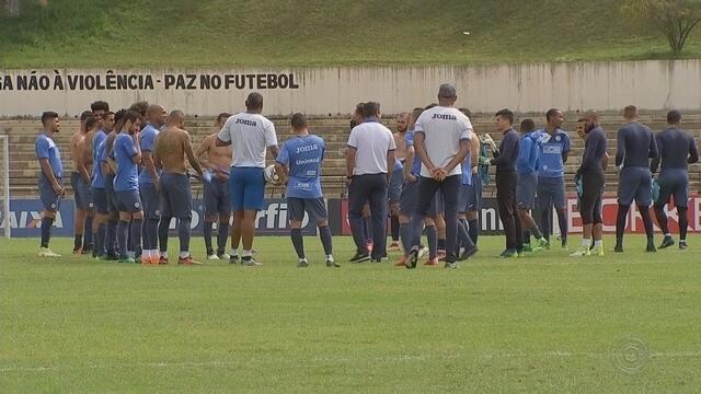 Em Sorocaba, São Bento recebe o Avaí buscando deixar a zona de rebaixamento da Série B