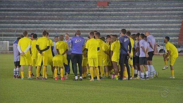 Copa Paulista: Penapolense enfrenta o Mirassol pelo Grupo 1