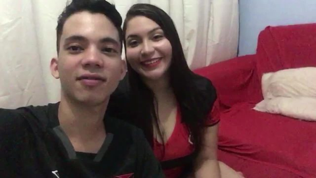 Gustavo e Sara comemoram título da Liga PRO #21