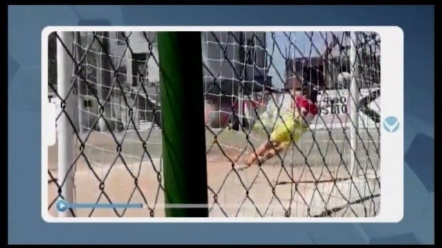 """Grande defesa em Nova Serrana e golaço em Luz são destaques do """"Tô na Integração"""""""