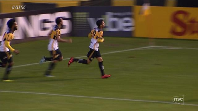 Em jogo de cinco gols, Criciúma marca no fim e vence o Avaí no Heriberto Hülse