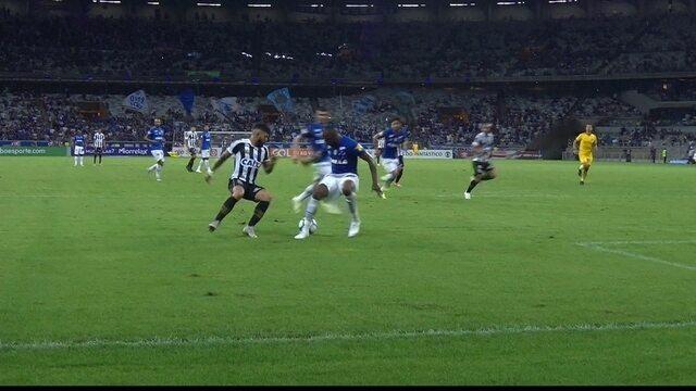 Melhores momentos: Cruzeiro 2 x 1 Santos pela 26ª rodada do Campeonato Brasileiro 2018