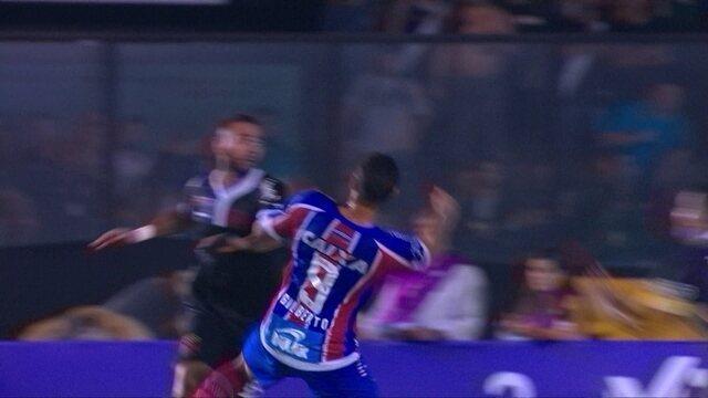 Melhores momentos: Vasco 2 x 1 Bahia pela 26ª rodada do Brasileirão 2018