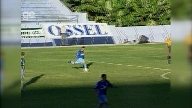 Relembre gols do meia Nenê, o maior artilheiro do São Bento no estádio Walter Ribeiro