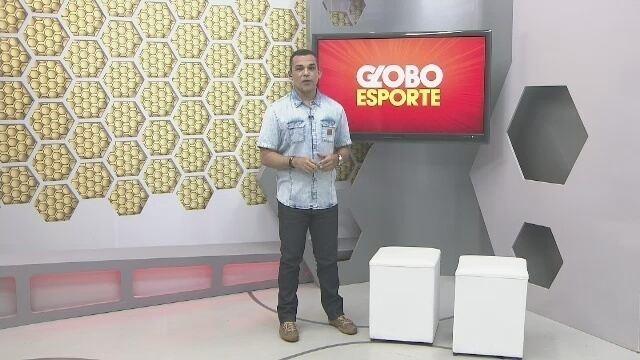 Assista a íntegra do Globo Esporte Acre desta terça-feira (16/10/2018)