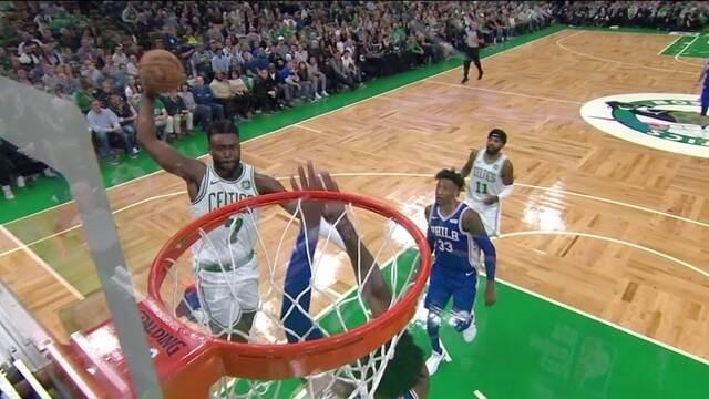 Melhores momentos: Philadelphia 76ers 87 x 105 Boston Celtics pela NBA