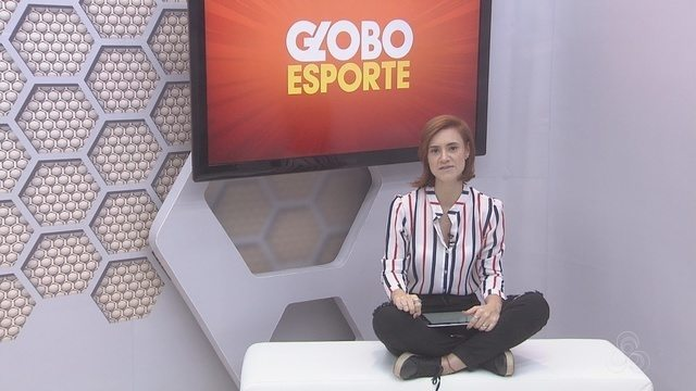 Confira a íntegra do Globo Esporte RO de quarta-feira, 17