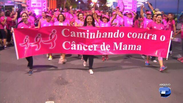 Corrida e caminhada 'Outubro Rosa' será neste sábado em Santarém