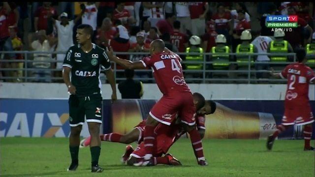 Os melhors momentos de CRB 2x0 Goiás pela Série B