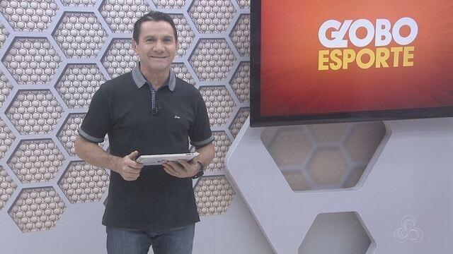 Veja a íntegra do Globo Esporte RO deste sábado, 10 de novembro