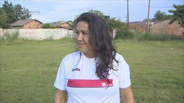 Nenê é convidada pela CBF e Conmebol para representar a região Norte na Libertadores