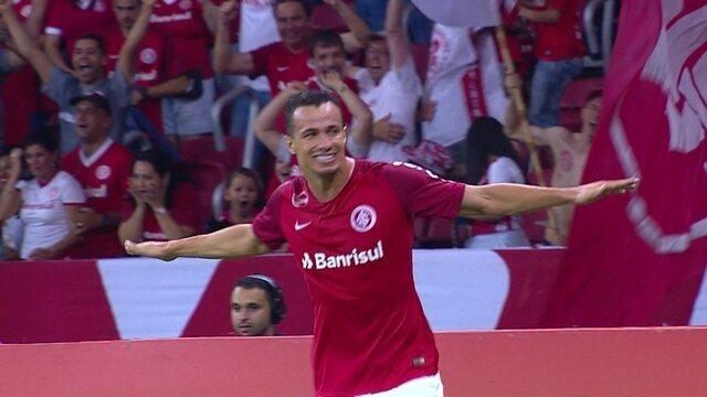 Melhores momentos: Internacional 2 x 0 América-MG pela 34ª rodada do Campeonato Brasileiro