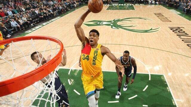 Melhores momentos: Denver Nuggets 98 x 104 Milwaukee Bucks pela NBA