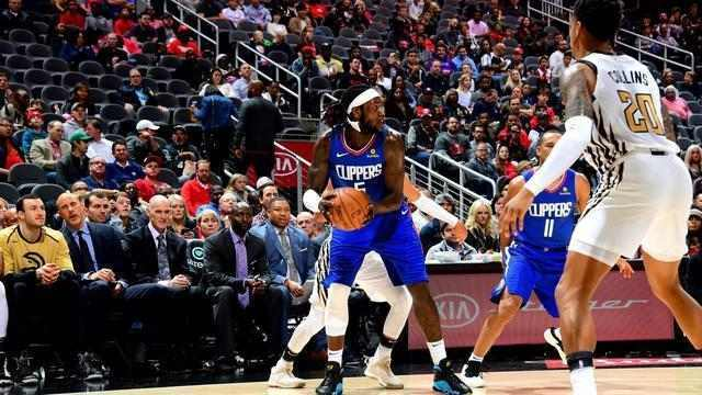 Melhores momentos: Los Angeles Clippers 127 x 119 Atlanta Hawks pela NBA