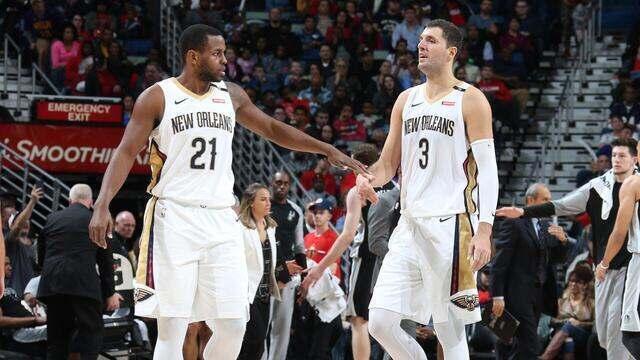 Melhores momentos: San Antonio Spurs 126 x 140 New Orleans Pelicans pela NBA