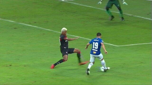 Melhores momentos: Cruzeiro 3 x 0 Vitória pela 36ª rodada do Brasileirão