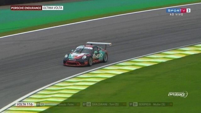 Gaetano di Mauro e Nonô Figueiredo vencem a Porsche Endurance Series