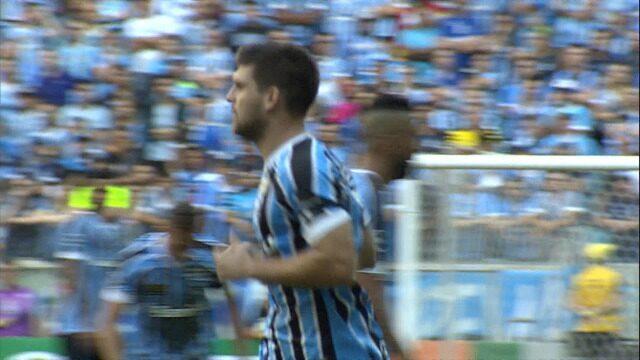 Kannemann, zagueiro do Grêmio, é o mito do Cartola 2018