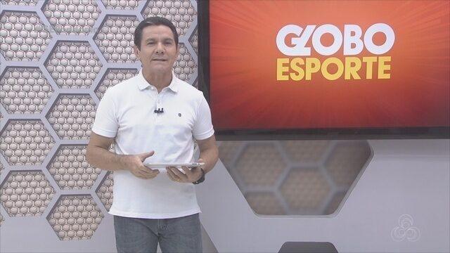 Assista na íntegra o Globo Esporte Rondônia desta sexta-feira, 7