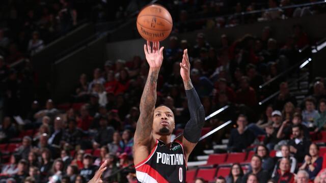 Melhores momentos: Minnesota Timberwolves 105 x 113 Portland Trail Blazers pela NBA