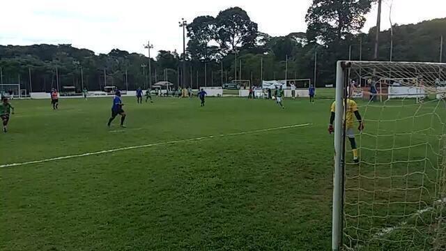 Confira o gol de Alex Garcia, no Torneio Imprensa de Futebol