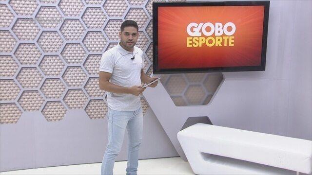 Assista na íntegra o Globo Esporte Rondônia desta terça-feira, 11