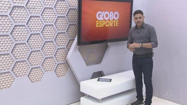 Confira na íntegra o Globo Esporte desta segunda-feira, 14