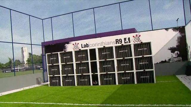 Conheça a nova estrutura do Corinthians para preparação física e reabilitação dos atletas
