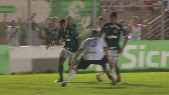 Melhores momentos de Palmeiras 1 x 2 Figueirense pelas oitavas de final da Copinha