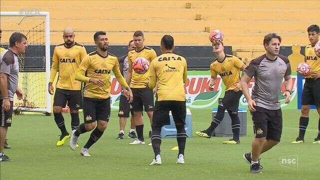 Criciúma e Figueirense se enfrentam no Catarinense nesta quinta-feira (17)