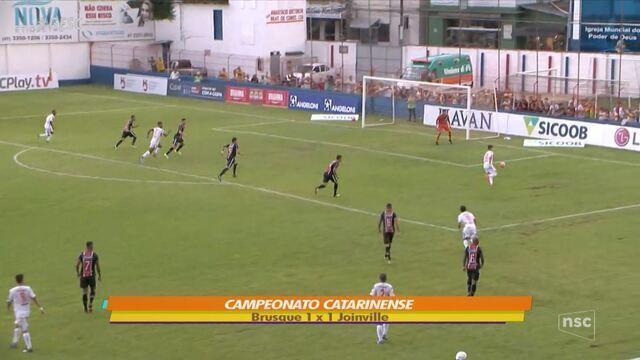 Confira a estreia dos times de SC no Campeonato Catarinense