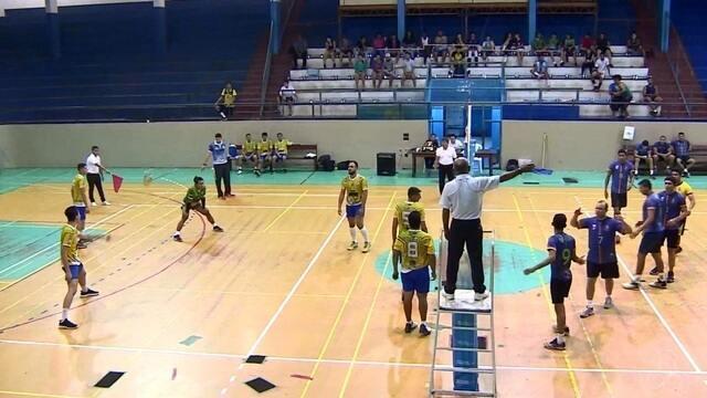Equipe do AVT garante o primeiro título estadual de vôlei adulto de 2019