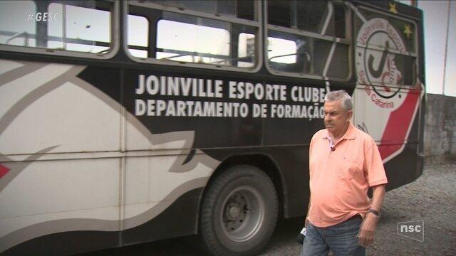 Chega Mais Bob: Roberto Alves apresenta o Joinville