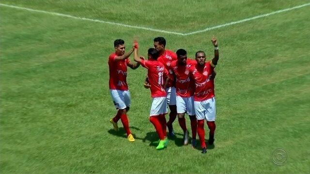 No estilo futvôlei Richarlyson ajuda Noroeste vencer na Série A3 da Paulista