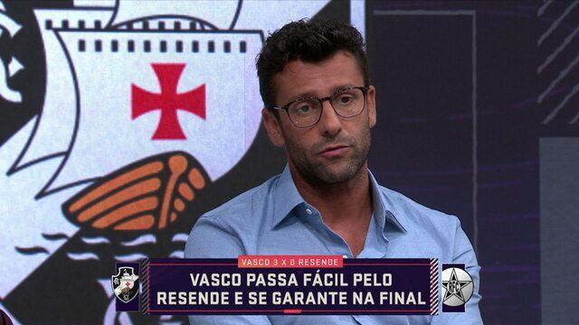 Técnico do Vasco, Alberto Valentim comenta desempenho do Vasco em 2019 e homenagem ao Flamengo