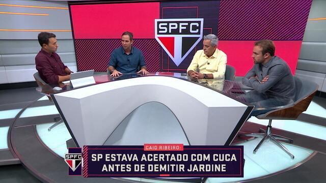 Comentaristas analisam troca de técnicos no São Paulo