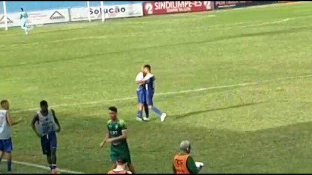 Os gols de Vitória-ES 2 x 1 Estrela do Norte, pelo Campeonato Capixaba 2019