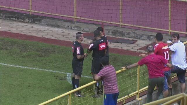 Galvez vence Rio Branco-AC de virada e mantém 100% no 1º turno do Campeonato Acreano