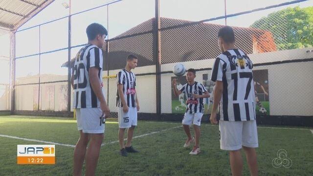 Jogadores amapaense são convidados para integrar time sub-15 do Remo