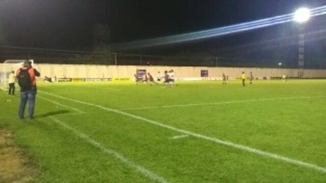 Jogo entre Porto Vleho e Rondoniense