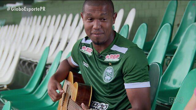 Rodrigão, o artilheiro musical do Coritiba
