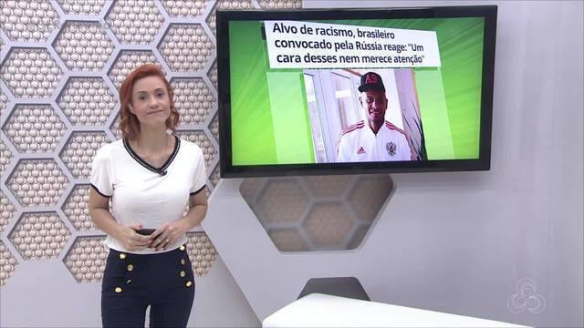 Veja a íntegra do Globo Esporte RO de quarta-feira, 20