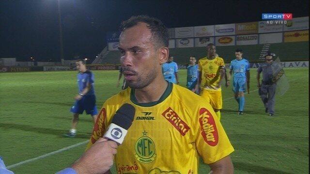 """Simião destaca trabalho dos dois treinadores que dirigiram o Mirassol: """"Mesmo raciocínio"""""""