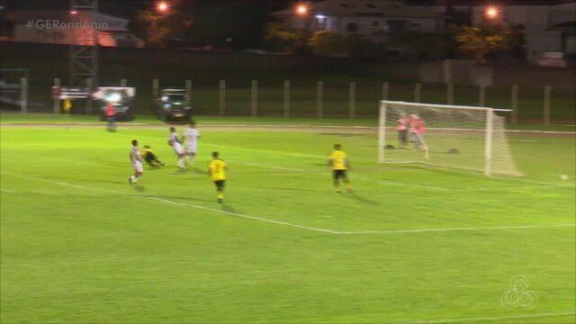 Vilhenense garante passe para final após vitória de 3 a 1 em cima do Porto Velho