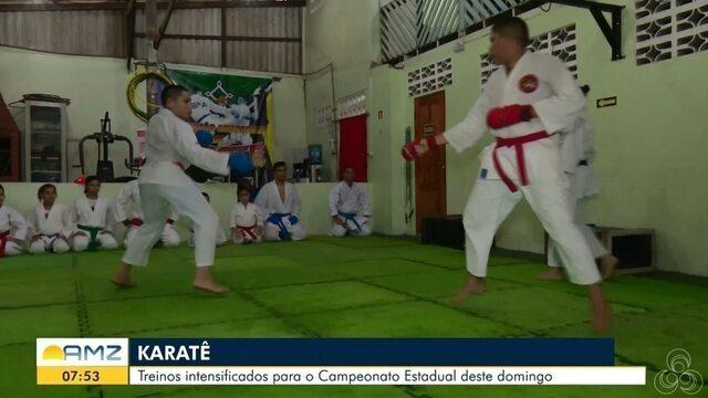 Mais de 100 atletas vão participar do campeonato amapaense de Karatê neste domingo