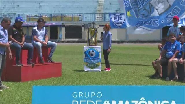 Globo Esporte especial final do Campeonato Rondoniense