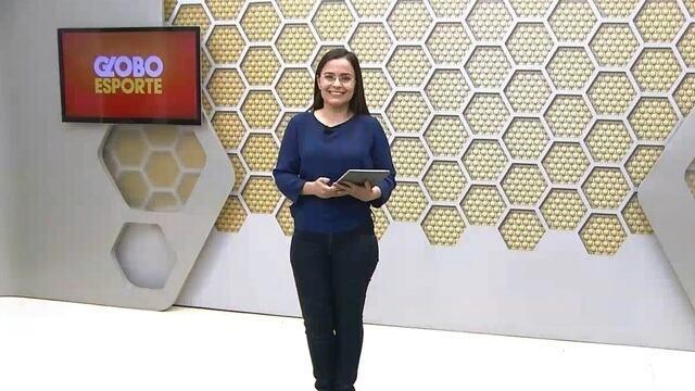 Confira na íntegra o Globo Esporte desta segunda-feira (13)
